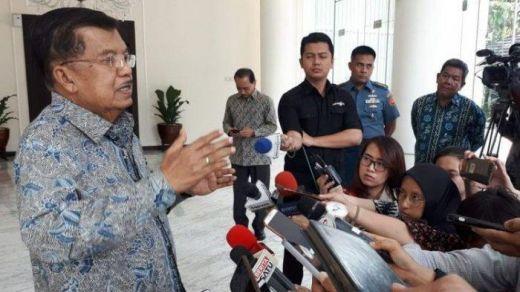 Berduka Ada 6 Korban Tewas, Wapres JK Minta Prabowo-Sandi Ikut Tenangkan Massa Aksi 22 Mei