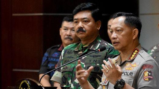Terima Laporan 6 Tewas di Aksi 22 Mei, Kapolri Ingatkan Kasus Senjata Ilegal