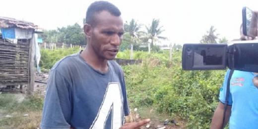 Miris, 11 Pelajar di Kota Merauke Bertahan Hidup dengan Air Limbah Tetangga