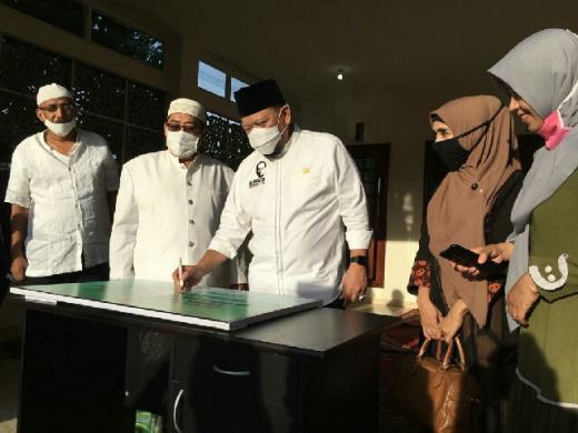 Resmikan Rumah Tahfidz Center, Ketua DPD berharap Indonesia jadi Negeri Penghafal Alquran