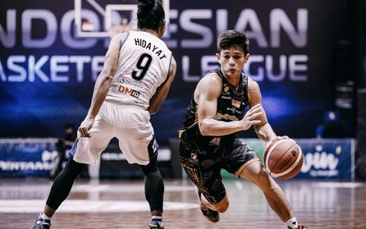 Samuel Devin Susanto Rookie of the Year