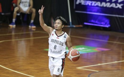 Yudha Saputera Most Inspiring Young Player