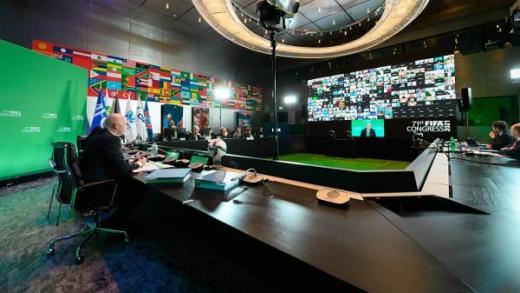 PSSI Hadiri Kongres ke-72 FIFA