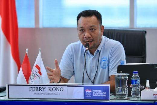 INABCOG Terus Kerja Keras Wujudkan Misi Tuan Rumah Olimpiade 2032