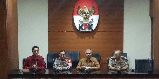 Menanti Aksi KPK-Polri Mengungkap Penyiram Novel Baswedan