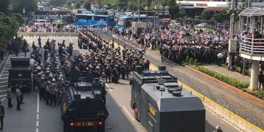 Ribuan Massa Bakal Lakukan Aksi Kawal Putusan MK pada 25-28 Juni