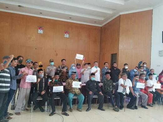Tuntut 5 Rekannya Dibebaskan, Warga Siberakun Desak Pencabutan Izin PT Duta Palma