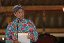 Batal Lockdown Yogya, Sultan: Saya Nggak Kuat Ngragati Rakyat