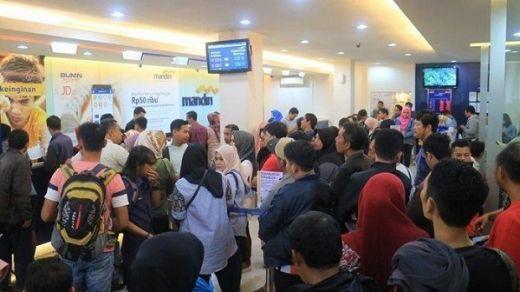 Tersandung IT, OJK Bakal Pelototi Bank Mandiri
