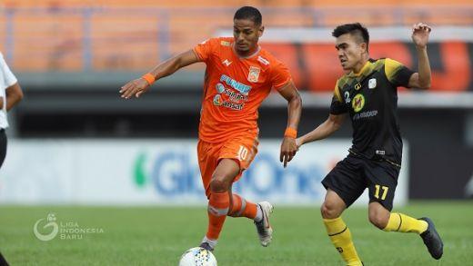 Borneo FC dan Badak Lampung Sama-sama Ngotot Incar Tiga Poin