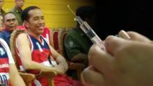 Aktivis 98 Usul Vaksin dari China Diujicobakan Dulu ke Presiden Jokowi dan Menterinya