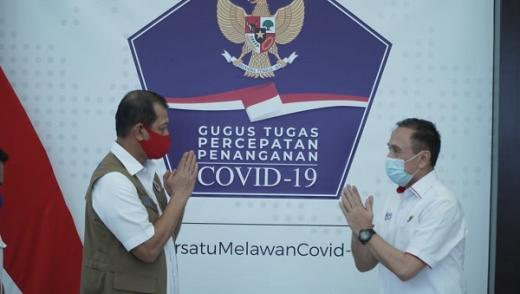 Satgas Covid 19 Dukung Niat PSSI