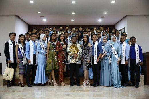 Ketua DPD RI: Generasi Muda Harus Membangun Daerahnya
