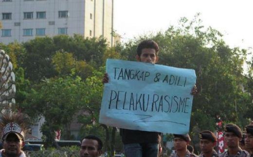 Mahasiswa Papua Minta Jokowi Tangkap Aparat Rasialis
