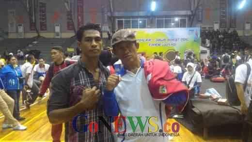Maxi Nahak Gagal Ikuti Jejak Chris Jhon di Wushu