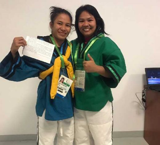 Lagi, Gulat Sumbang Dua Perunggu di AIMAG 2017