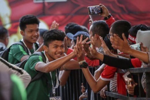 Indonesia Selangkah Lagi Menuju Putaran Final