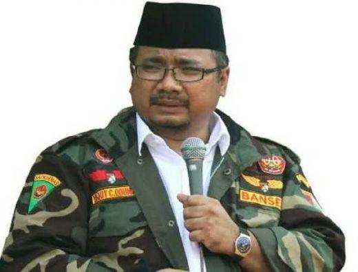Ketua Banser Klaim Bakar Bendera HTI Untuk Jaga Kalimat Tauhid