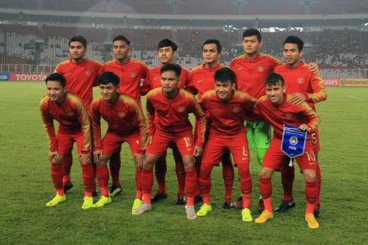 Rivaldo Cetak Hattrick, Timnas Indonesia Gagal Taklukkan Qatar