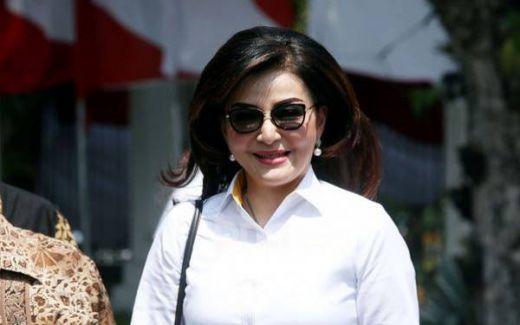 Soal Tetty Paruntu Dicegat Airlangga di Istana, Bamsoet Ogah Ikut Campur