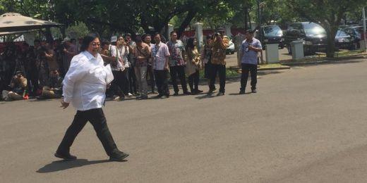 Siti Nurbaya Kembali Menjadi Menteri Lingkungan Hidup dan Kehutanan