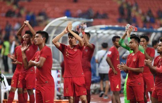 Tutup Laga Grup B Piala AFF 2018 Timnas Fokus Menang Lawan Filipina