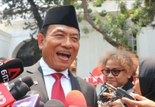 Istana Tunggu Naskah Akademik dari MPR soal Tiga Periode Jabatan Presiden