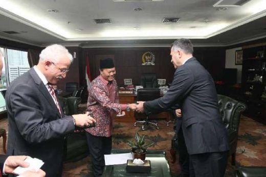 Wakil Ketua MPR: Dengan Turki, Indonesia Siap Bekerjasama Dalam Dunia Pendidikan