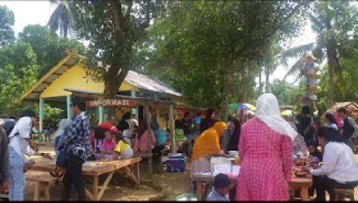Mau Liburan Natal, ke Pasar Mangrove di Batam Aja