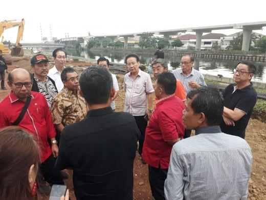 Soal Tertundanya Pembangunan PCP, Ketua RW 12 dan 14 Kelurahan Pluit Diminta Tanggung Jawab