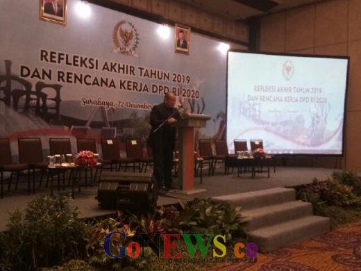 Refleksi Akhir Tahun, LaNyalla: DPD Mesti Kian Optimal sebagai Katalisator Pembangunan