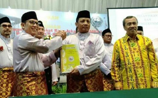 Sah Wakapolri Gatot Edy Pimpin Persatuan Masyarakat Riau Jakarta Periode 2019-2022