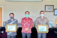 14 Unit Dukcapil Raih Anugerah Zona Integritas Wilayah Bebas Korupsi