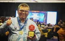 Penghujung Tahun di Tengah Pandemi, Baznas Borong Penghargaan