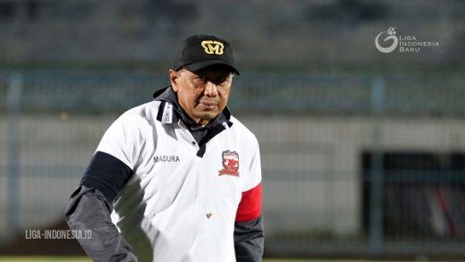 Madura United FC Masih Belum Mampu Atasi Tekanan Lawan