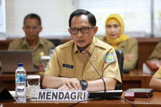 Mendagri Larang Kepala Daerah Mutasi Pejabat Saat Pilkada 2020