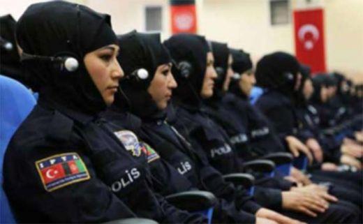 Erdogan Hapus Larangan Hijab Bagi Militer Turki
