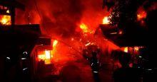 Lokalisasi Dilalap Api, Ratusan PSK Kocar Kacir, Ada yang Tewas Dalam Drum