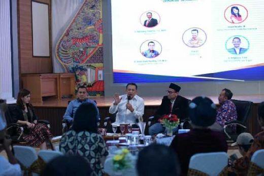 Bamsoet: Cara Usang Politik Adu Domba dan Janji Manis Setinggi Langit, Tak Laku di Pilkada 2018