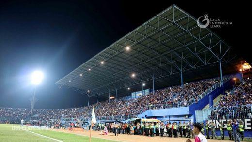 Arema FC Jadikan Acara Launching Kampanye Anti Flare