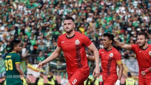 Lawan Geylang International FC, Igor Jajal Formasi Baru Persija