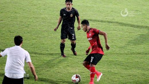 Kondisi Fisik Pemain Madura United Semakin Bagus