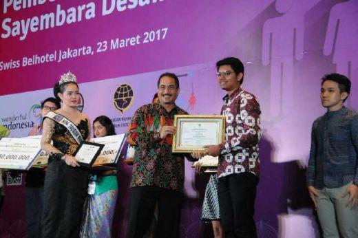 Lomba Desain Toilet Umum Telah Usai, Menpar Arief Yahya Berikan Hadiah ke 6 Pemenang Sayembara