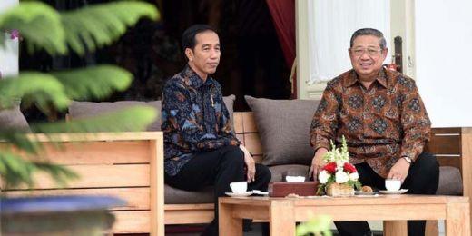 Duh... Hubungan Jokowi dan SBY Terganggu Mobil Mogok