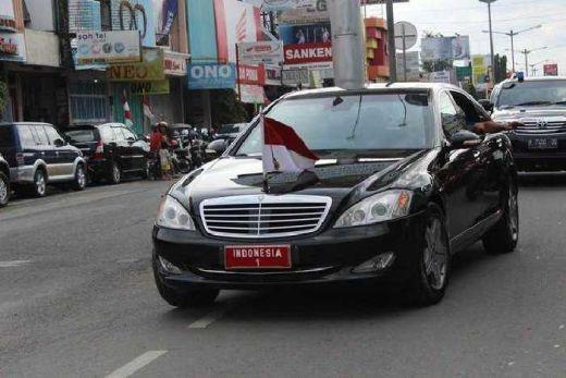 Melawan Lupa, Mobil RI 1 Mogok, Fadli Zon: Ya Ganti Saja sama Mobil ESEMKA