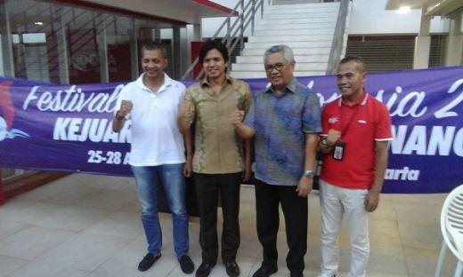 Babak Kualifikasi PON Papua dan Olimpiade Tokyo 2020