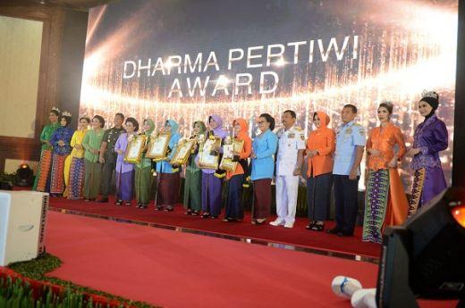 Kasal Hadiri Peringatan Hut Ke-55 Dharma Pertiwi