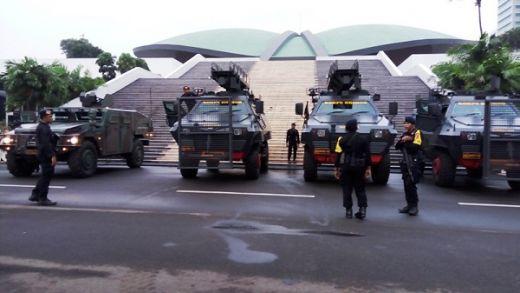 Ratusan Brimob dari Daerah Datang ke Jakarta, Ada Apa?