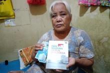 Dari Senayan untuk Indonesia, Wartawan DPR Bantu Warga tak Masuk Data Penerima Sembako