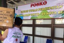 BAZNAS Salurkan Bantuan APD ke Gugus Tugas Covid-19 Kota Bekasi